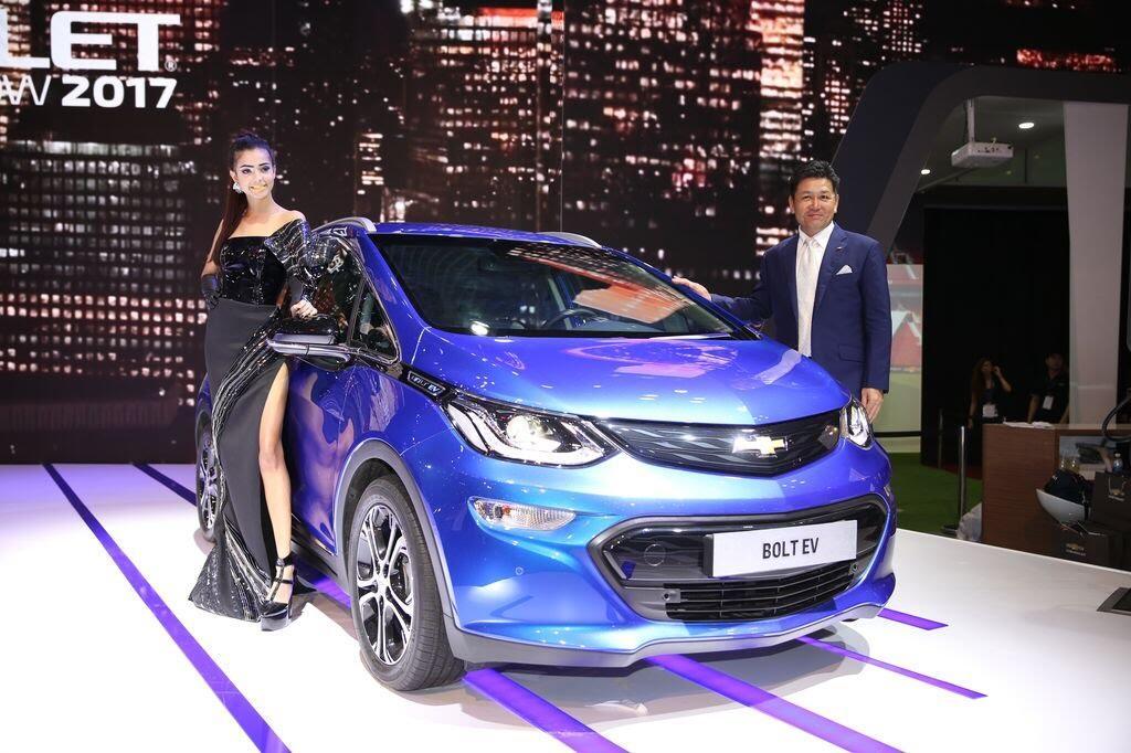 [VMS 2017] Khám phá gian hàng Chevrolet tại Triển lãm Ô tô Việt Nam lần thứ 13 - Hình 9