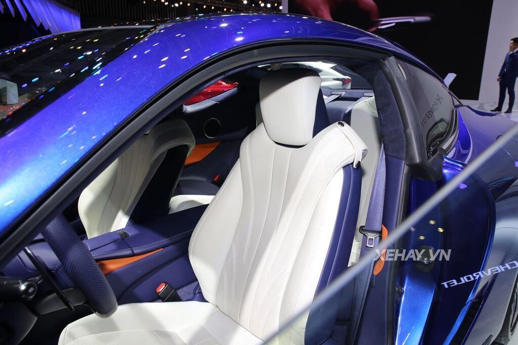 [VMS 2017] Lexus LC 500h 2017 hai cửa - Hình 10