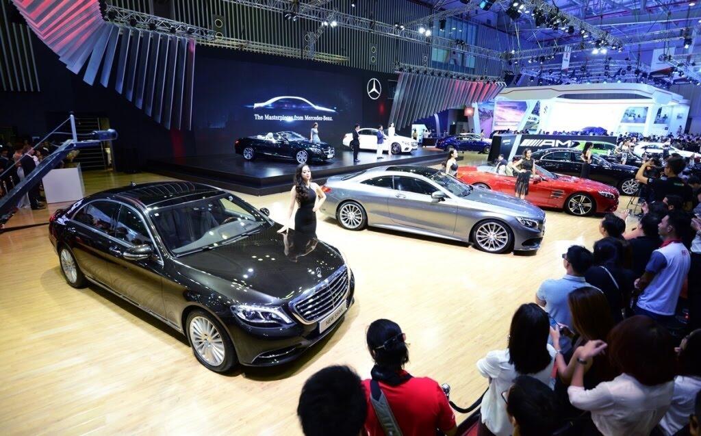 [VMS 2017] Mercedes sẽ trang bị hộp số 9G-TRONIC cho toàn bộ C-Class mới - Hình 6