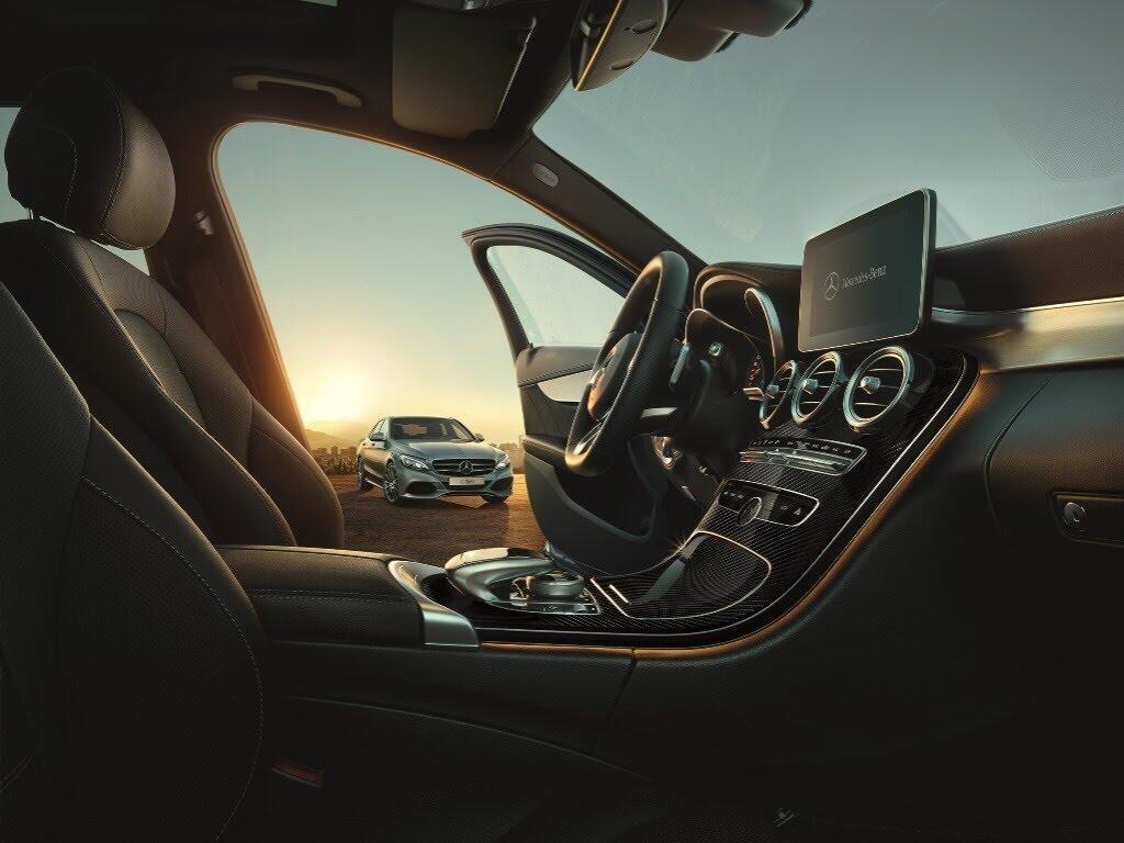 [VMS 2017] Mercedes sẽ trang bị hộp số 9G-TRONIC cho toàn bộ C-Class mới - Hình 7