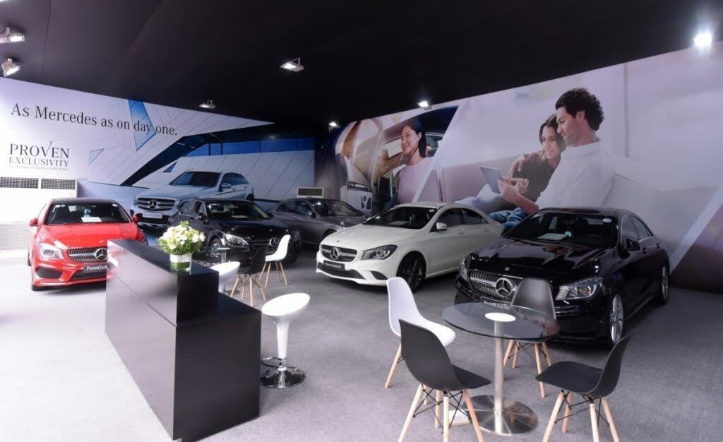 [VMS 2017] Mercedes sẽ trang bị hộp số 9G-TRONIC cho toàn bộ C-Class mới - Hình 14