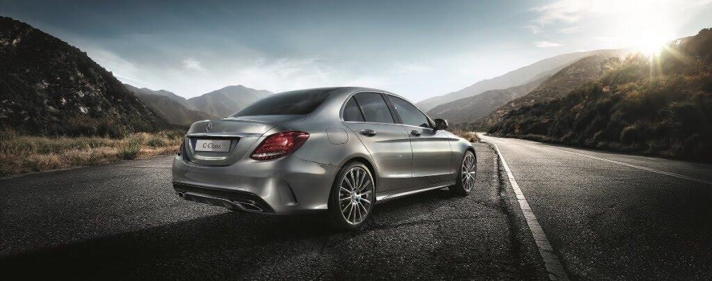 [VMS 2017] Mercedes sẽ trang bị hộp số 9G-TRONIC cho toàn bộ C-Class mới - Hình 15