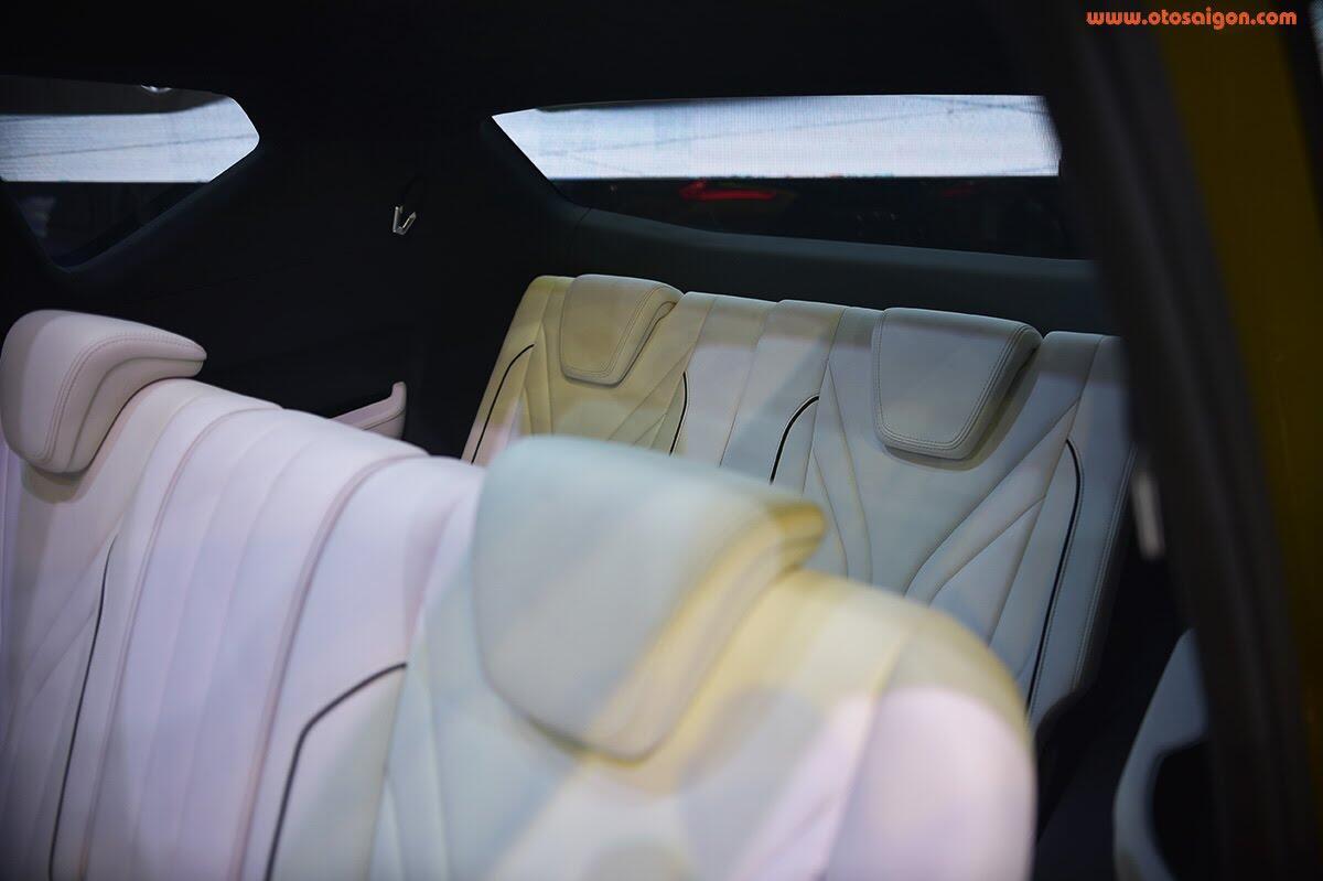 [VMS 2017] Mitsubishi trình làng XM Concept - xe SUV lai MPV - Hình 9