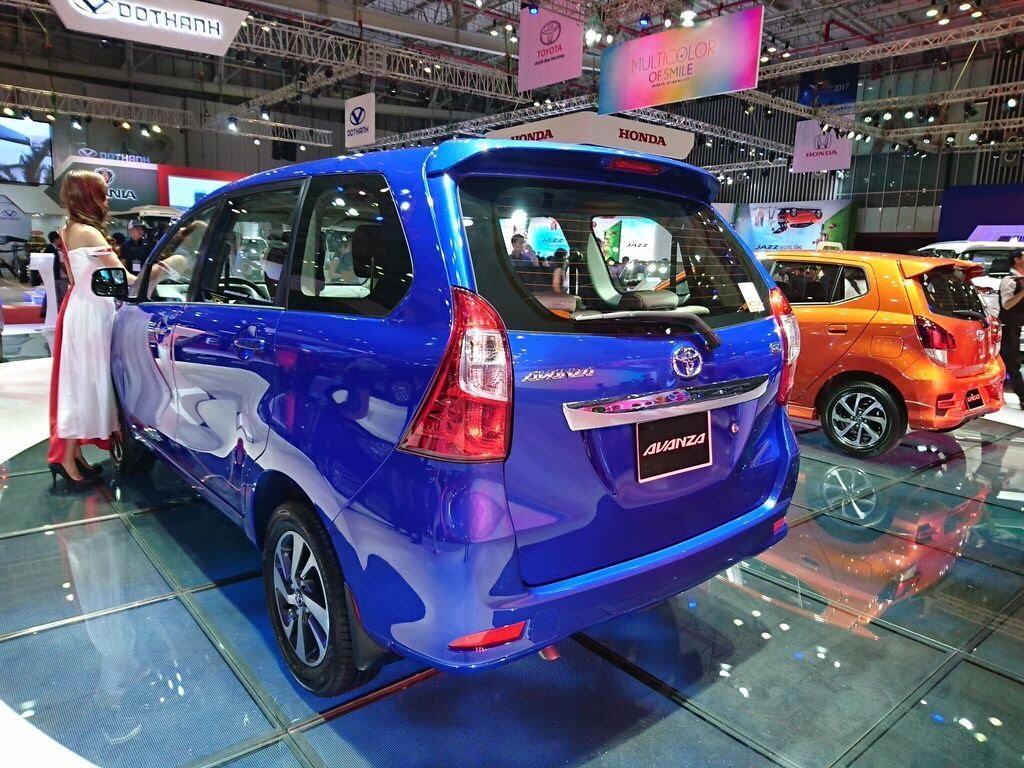 [VMS 2017] Toyota Avanza 2017 - mẫu MPV cỡ nhỏ giá mềm cho khách hàng Việt - Hình 2