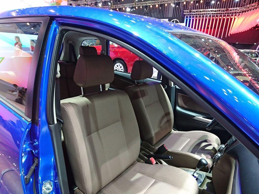 [VMS 2017] Toyota Avanza 2017 - mẫu MPV cỡ nhỏ giá mềm cho khách hàng Việt - Hình 7