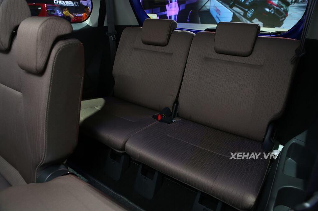 [VMS 2017] Toyota Avanza 2017 - mẫu MPV cỡ nhỏ giá mềm cho khách hàng Việt - Hình 8