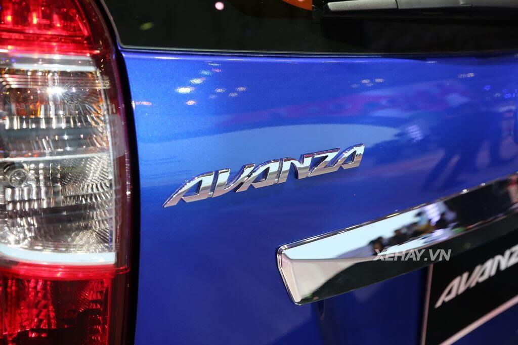 [VMS 2017] Toyota Avanza 2017 - mẫu MPV cỡ nhỏ giá mềm cho khách hàng Việt - Hình 9