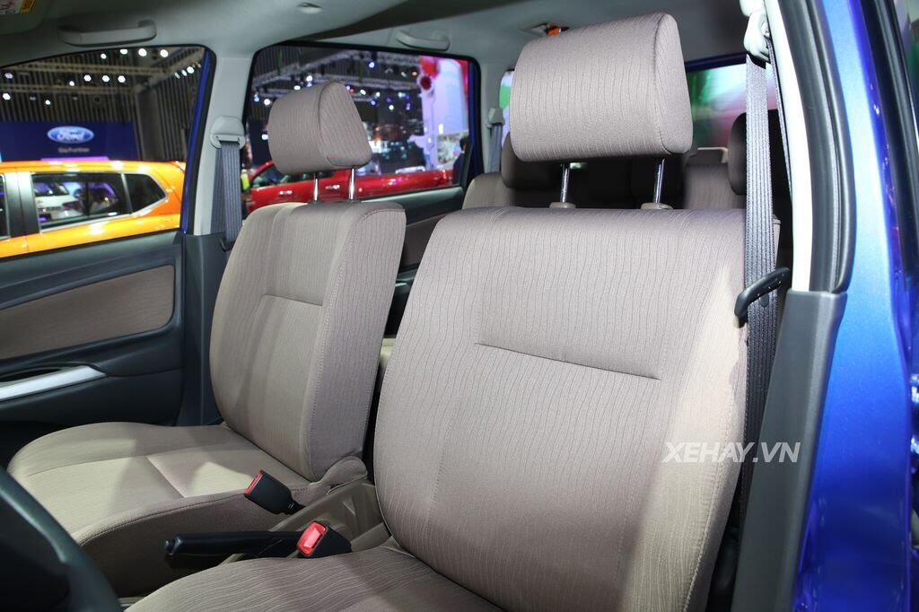 [VMS 2017] Toyota Avanza 2017 - mẫu MPV cỡ nhỏ giá mềm cho khách hàng Việt - Hình 11