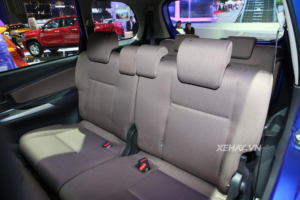 [VMS 2017] Toyota Avanza 2017 - mẫu MPV cỡ nhỏ giá mềm cho khách hàng Việt - Hình 12