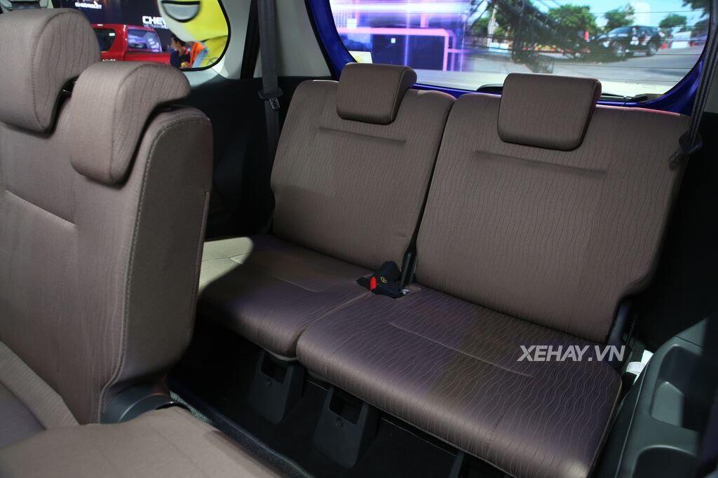 [VMS 2017] Toyota Avanza 2017 - mẫu MPV cỡ nhỏ giá mềm cho khách hàng Việt - Hình 13