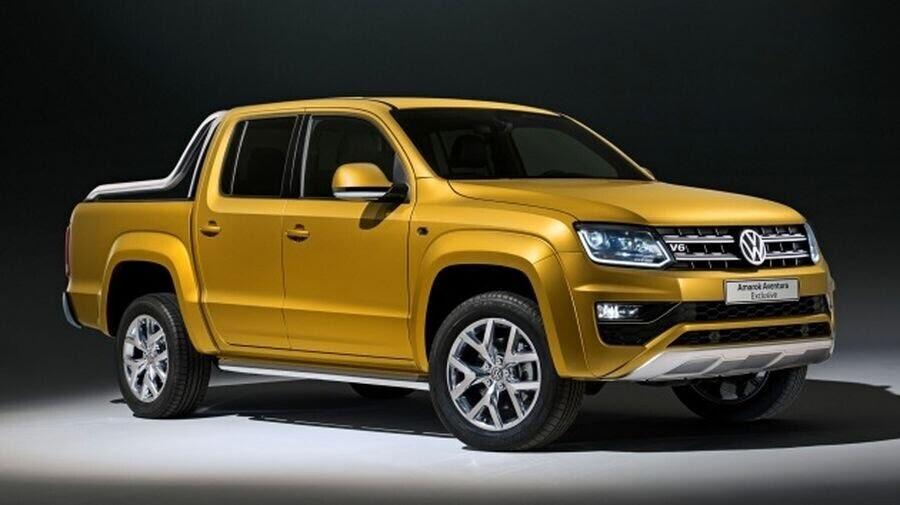 Volkswagen Amarok Aventura Exclusive concept sẽ là chiếc Amarok mạnh mẽ nhất - Hình 1