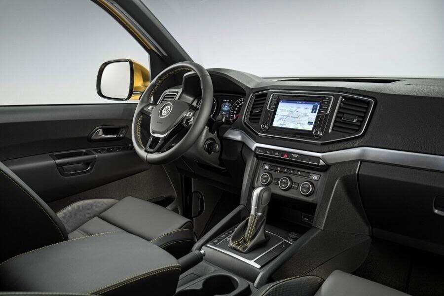 Volkswagen Amarok Aventura Exclusive concept sẽ là chiếc Amarok mạnh mẽ nhất - Hình 2