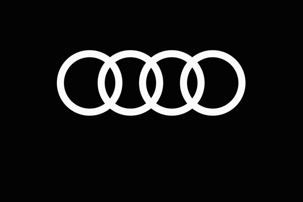Volkswagen, Audi tự chế logo thời COVID-19: Hãy giữ khoảng cách để bảo vệ chính mình - Ảnh 2.