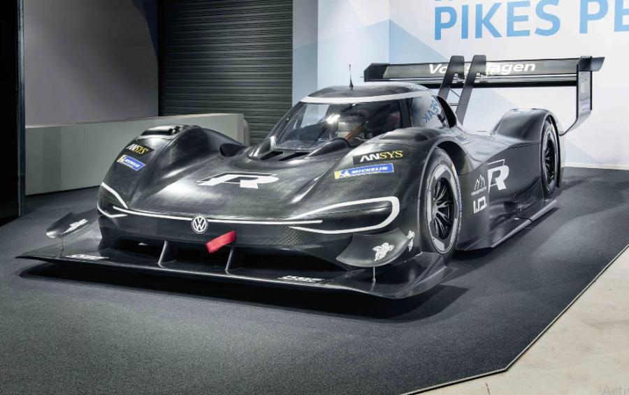 Volkswagen bật mí về xe đua ID R Pikes Peak - Hình 1