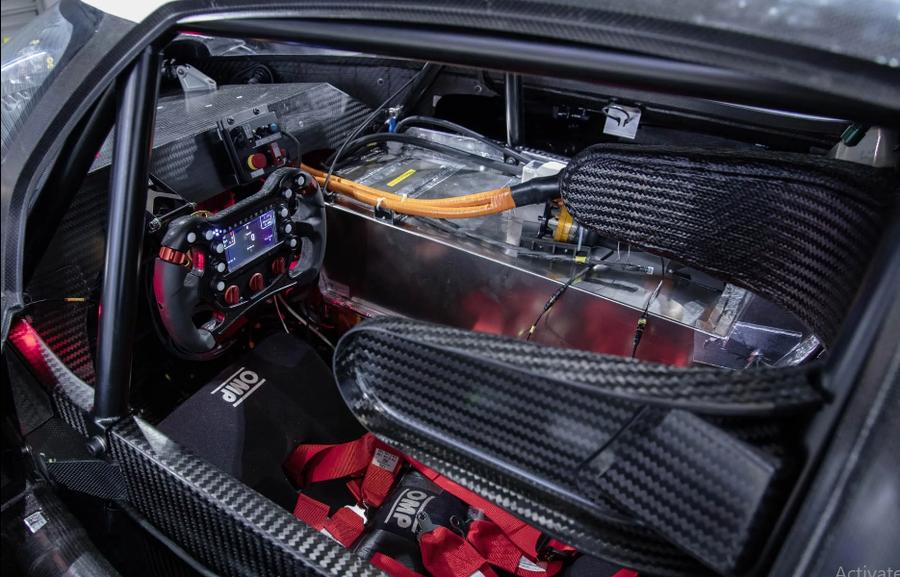 Volkswagen bật mí về xe đua ID R Pikes Peak - Hình 3