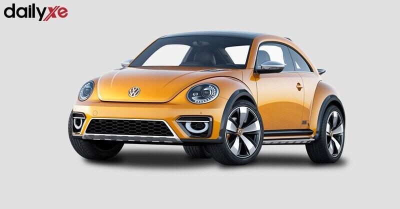 Tổng quan Volkswagen Beetle Dune