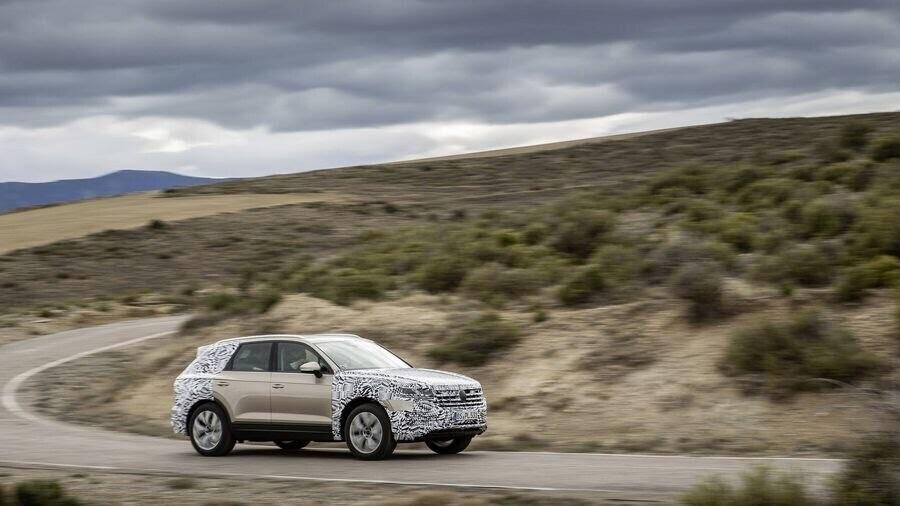 Volkswagen công bố hình ảnh nội thất của Touareg 2019 - Hình 7