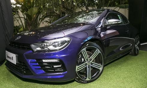 Volkswagen dòng R - cuộc chơi xe hiệu năng cao - Hình 1