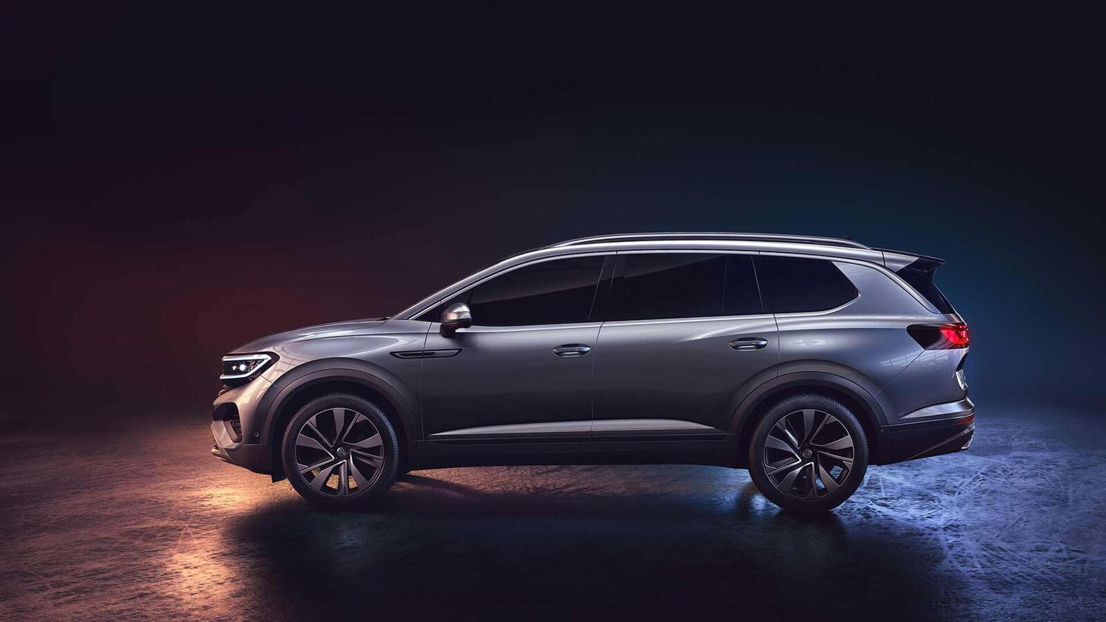 Volkswagen giới thiệu SUV SMV Concept hoàn toàn mới: Dài hơn 5m và lớn hơn cả Touareg - Hình 4