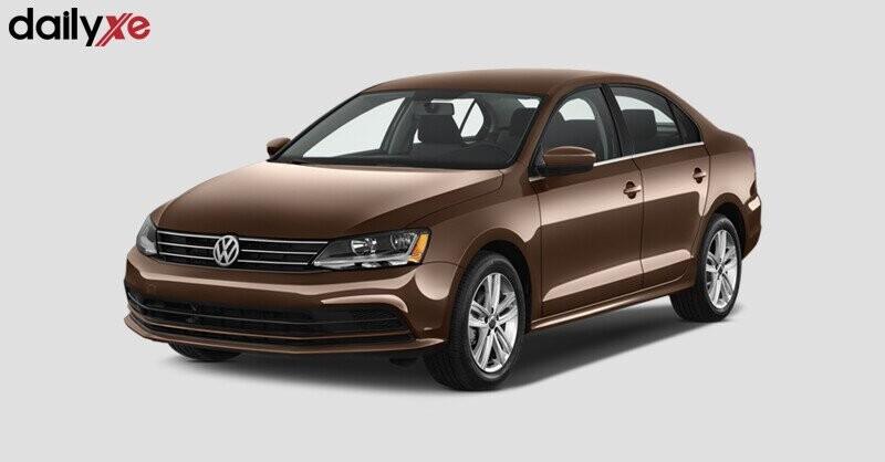 Tổng quan Volkswagen Jetta