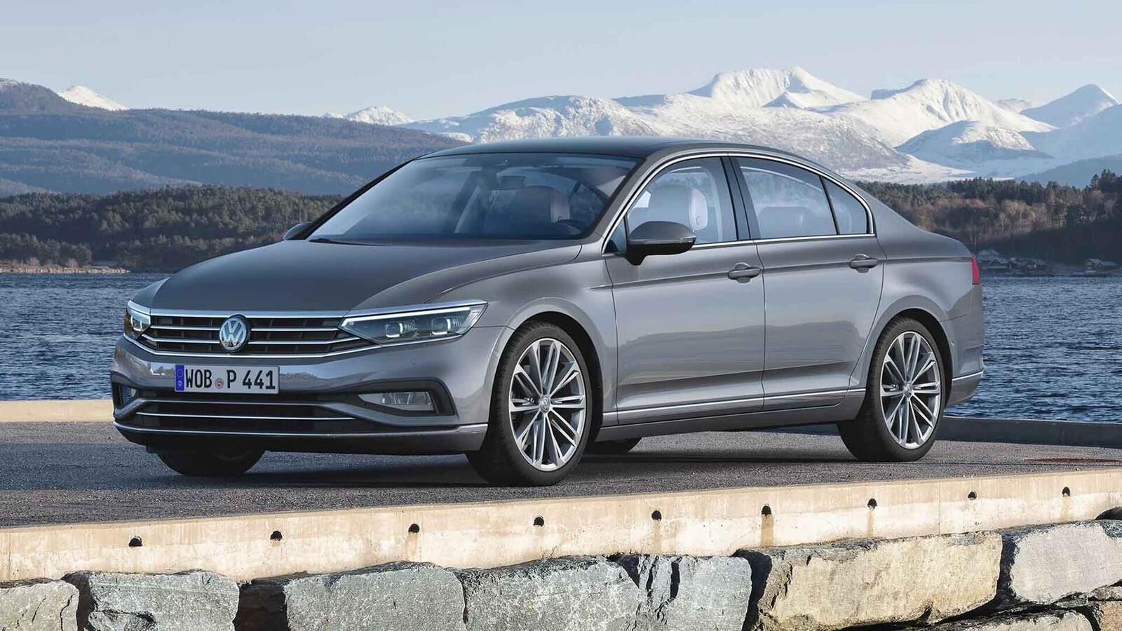 Volkswagen Passat 2020 mới phiên bản châu Âu; thêm đèn LED matrix; tương lai có thể về Việt Nam - Hình 11