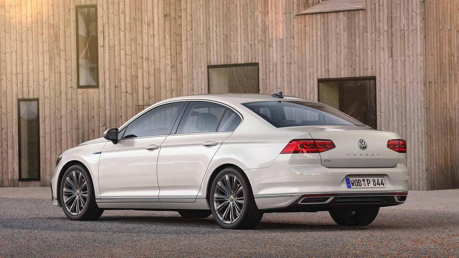 Volkswagen Passat 2020 mới phiên bản châu Âu; thêm đèn LED matrix; tương lai có thể về Việt Nam - Hình 13