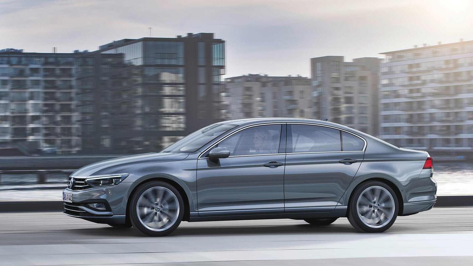 Volkswagen Passat 2020 mới phiên bản châu Âu; thêm đèn LED matrix; tương lai có thể về Việt Nam - Hình 14