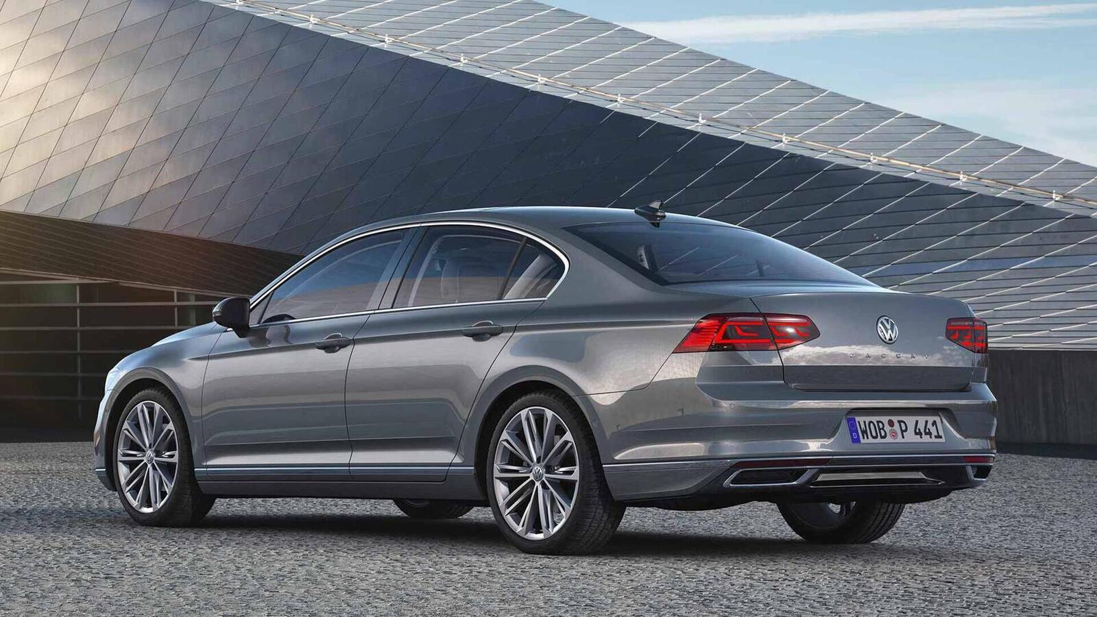 Volkswagen Passat 2020 mới phiên bản châu Âu; thêm đèn LED matrix; tương lai có thể về Việt Nam - Hình 15