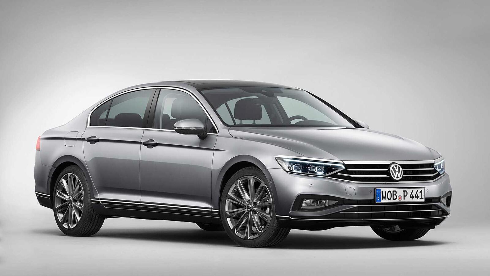 Volkswagen Passat 2020 mới phiên bản châu Âu; thêm đèn LED matrix; tương lai có thể về Việt Nam - Hình 16
