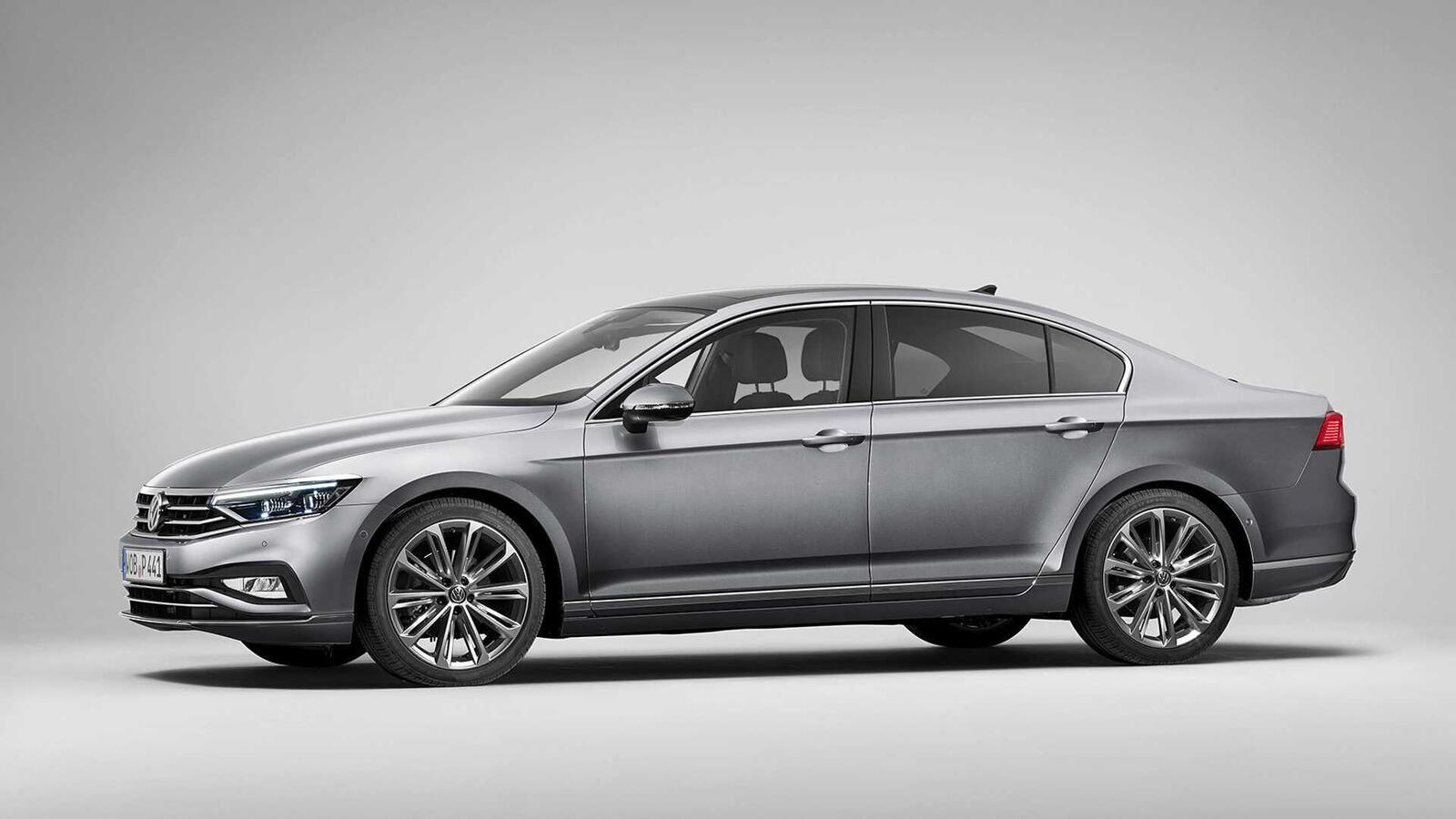 Volkswagen Passat 2020 mới phiên bản châu Âu; thêm đèn LED matrix; tương lai có thể về Việt Nam - Hình 17