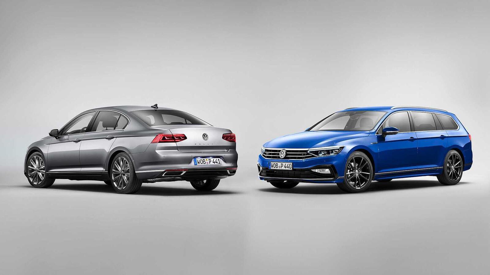 Volkswagen Passat 2020 mới phiên bản châu Âu; thêm đèn LED matrix; tương lai có thể về Việt Nam - Hình 19