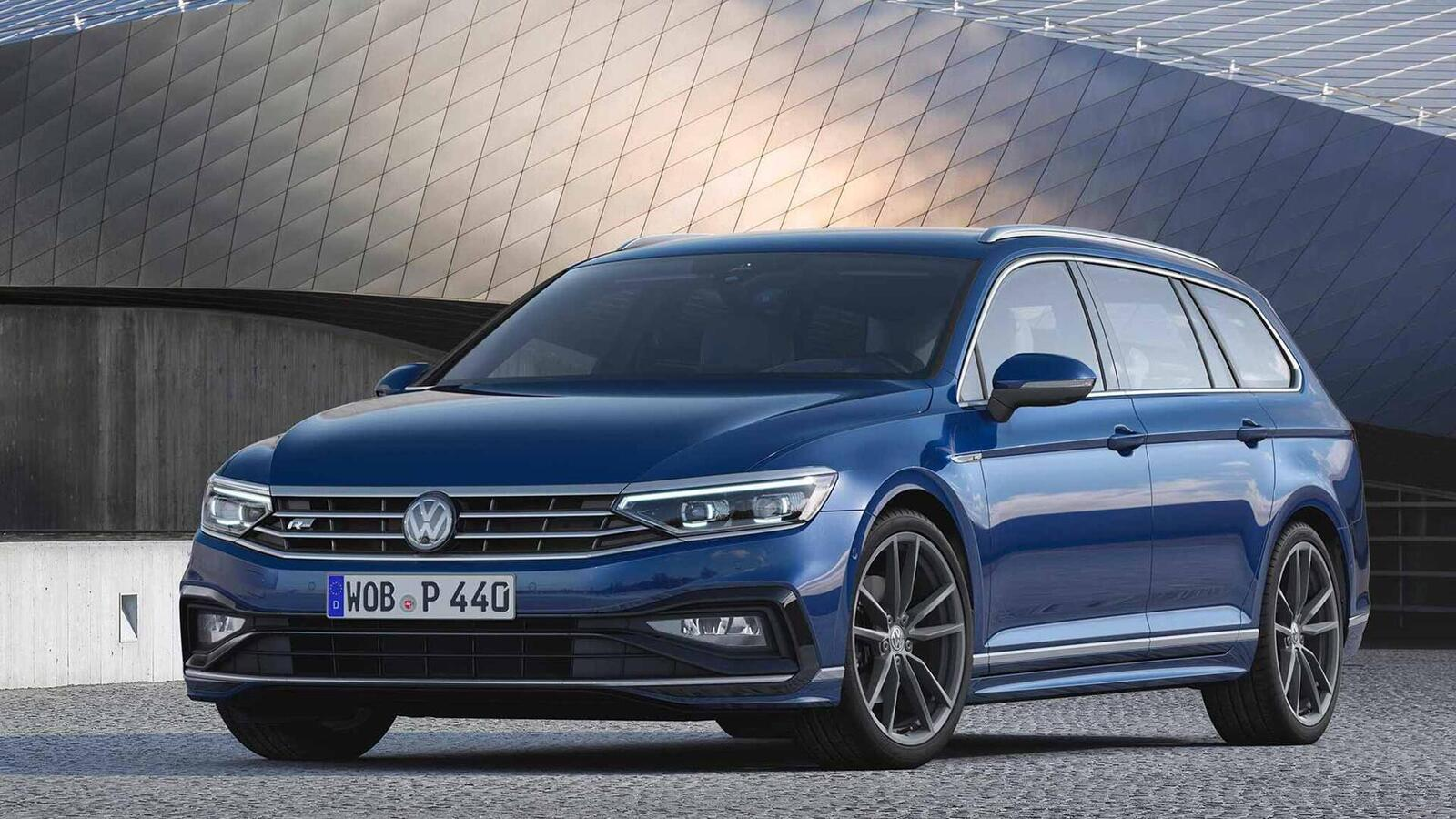 Volkswagen Passat 2020 mới phiên bản châu Âu; thêm đèn LED matrix; tương lai có thể về Việt Nam - Hình 20
