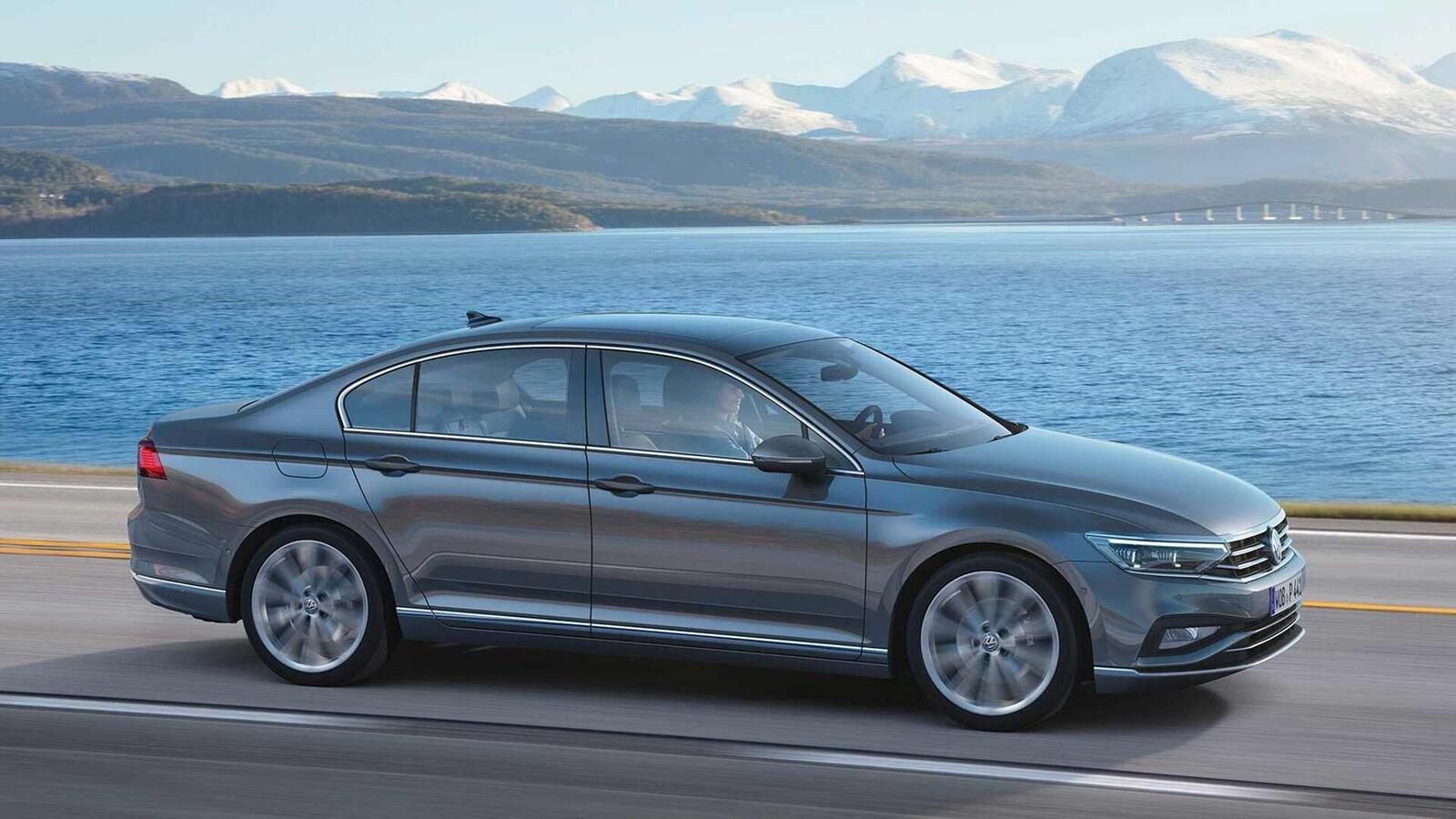Volkswagen Passat 2020 mới phiên bản châu Âu; thêm đèn LED matrix; tương lai có thể về Việt Nam - Hình 2