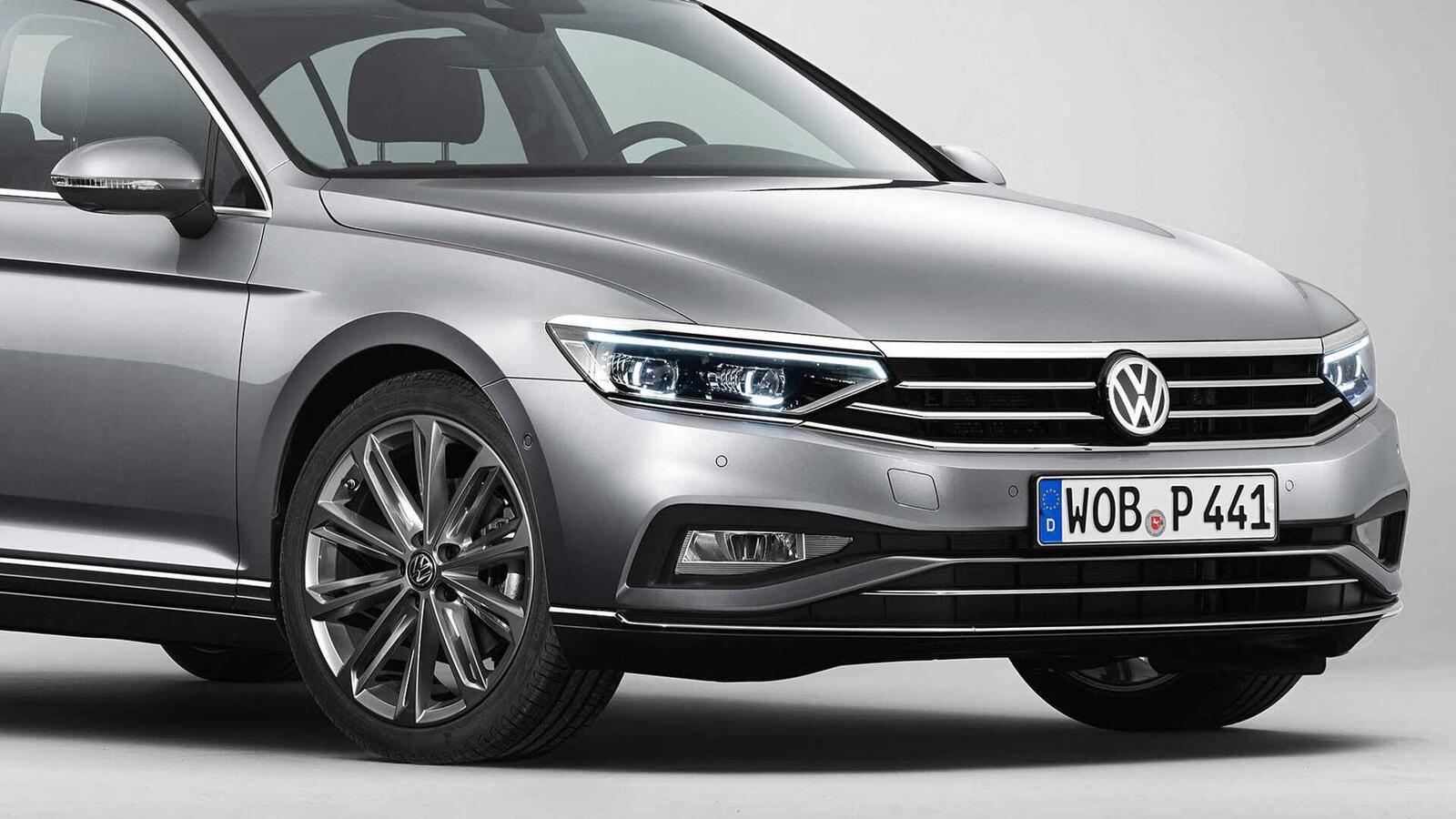 Volkswagen Passat 2020 mới phiên bản châu Âu; thêm đèn LED matrix; tương lai có thể về Việt Nam - Hình 3