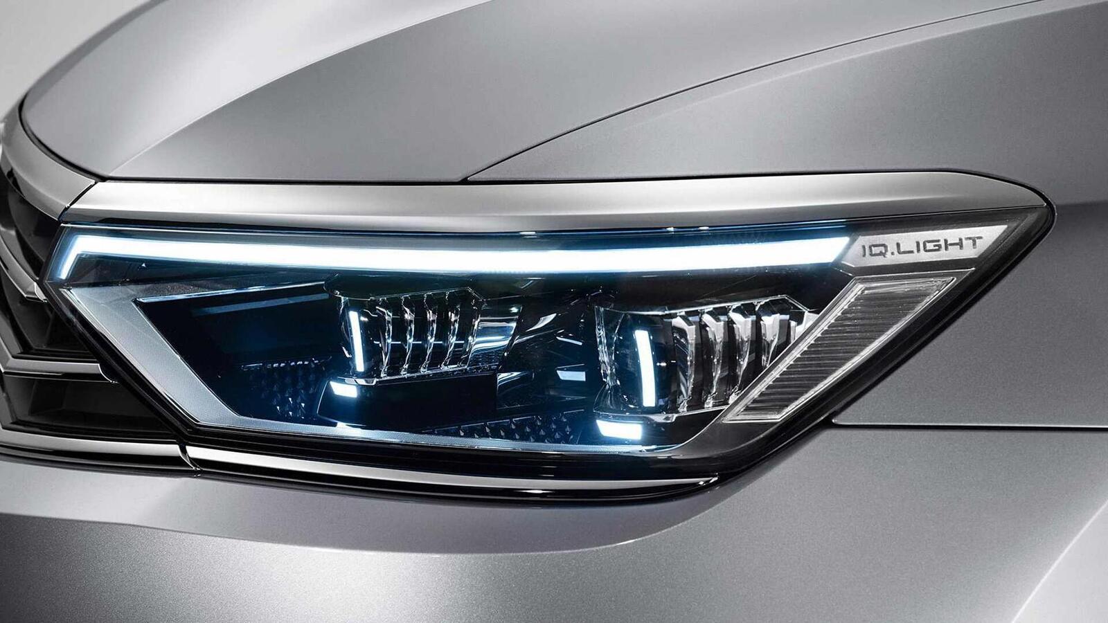 Volkswagen Passat 2020 mới phiên bản châu Âu; thêm đèn LED matrix; tương lai có thể về Việt Nam - Hình 4