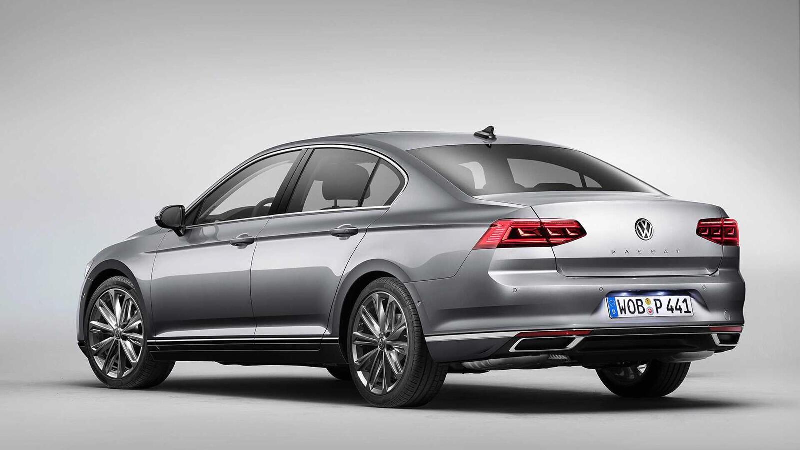 Volkswagen Passat 2020 mới phiên bản châu Âu; thêm đèn LED matrix; tương lai có thể về Việt Nam - Hình 5
