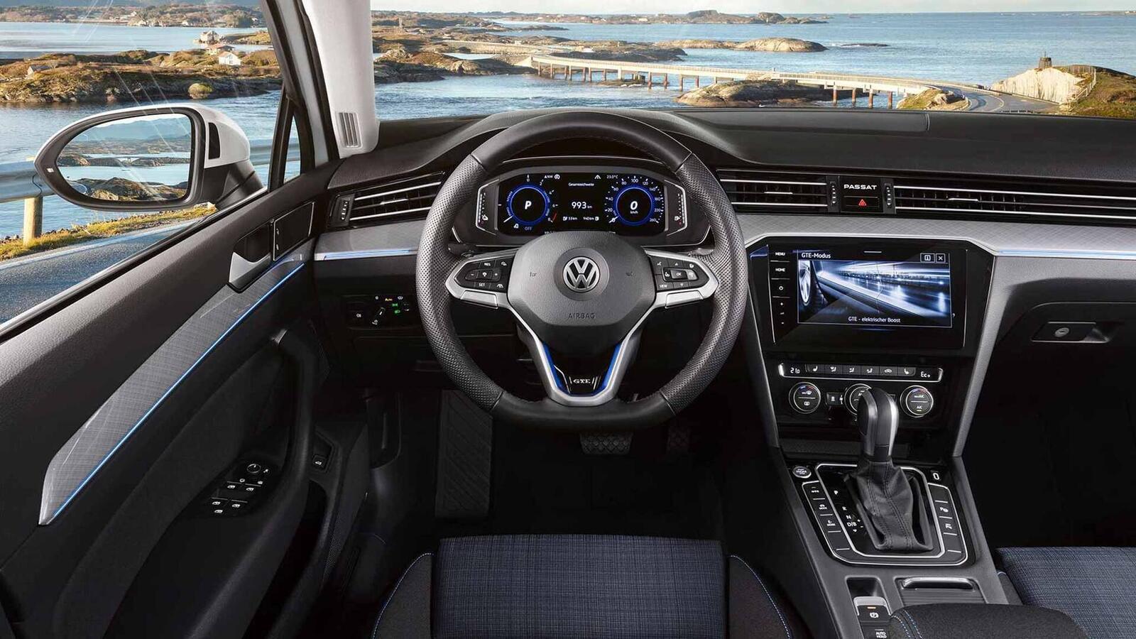 Volkswagen Passat 2020 mới phiên bản châu Âu; thêm đèn LED matrix; tương lai có thể về Việt Nam - Hình 7