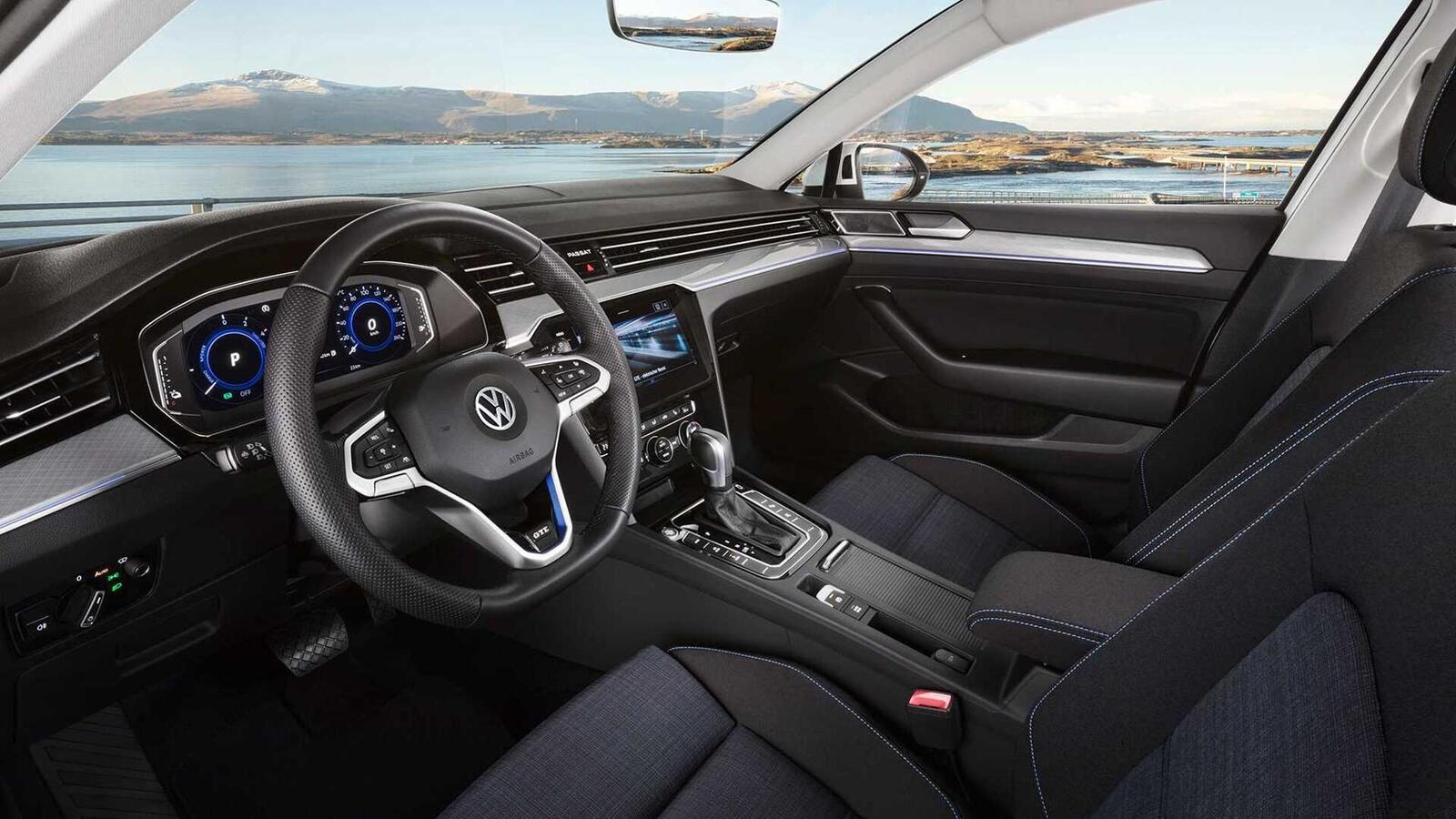 Volkswagen Passat 2020 mới phiên bản châu Âu; thêm đèn LED matrix; tương lai có thể về Việt Nam - Hình 8