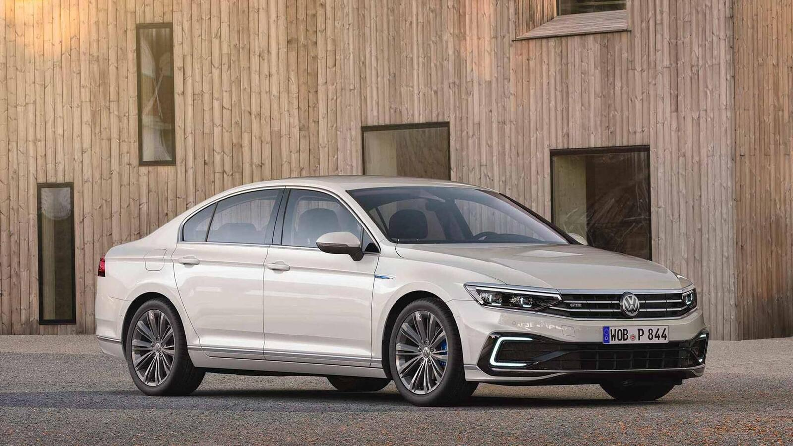 Volkswagen Passat 2020 mới phiên bản châu Âu; thêm đèn LED matrix; tương lai có thể về Việt Nam - Hình 9