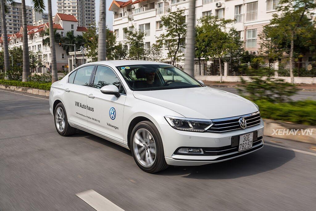 Volkswagen Passat Bluemotion - Làn gió lạ từ nước Đức - Hình 2