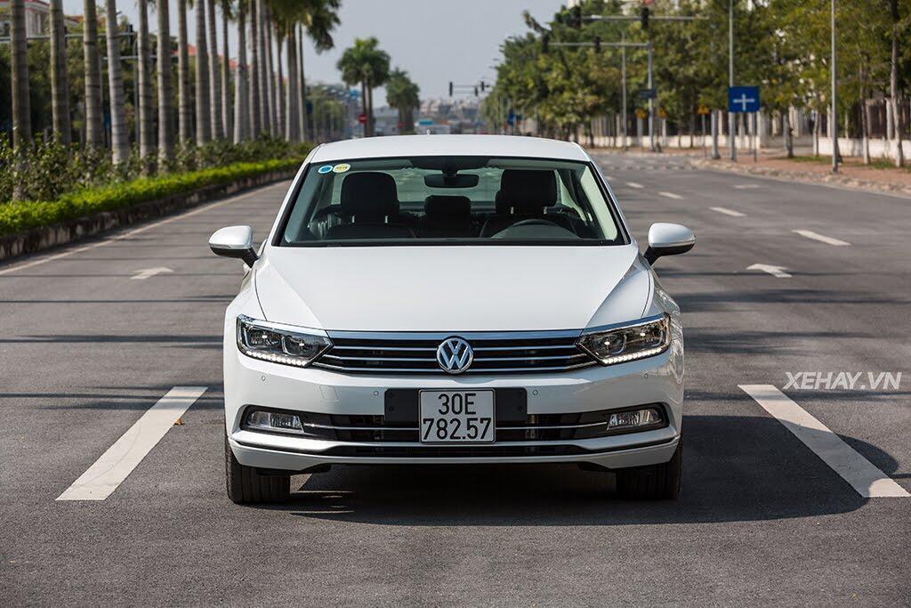 Volkswagen Passat Bluemotion - Làn gió lạ từ nước Đức - Hình 4