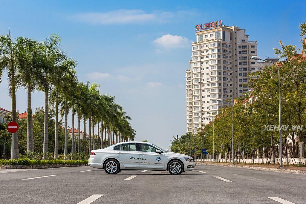 Volkswagen Passat Bluemotion - Làn gió lạ từ nước Đức - Hình 6