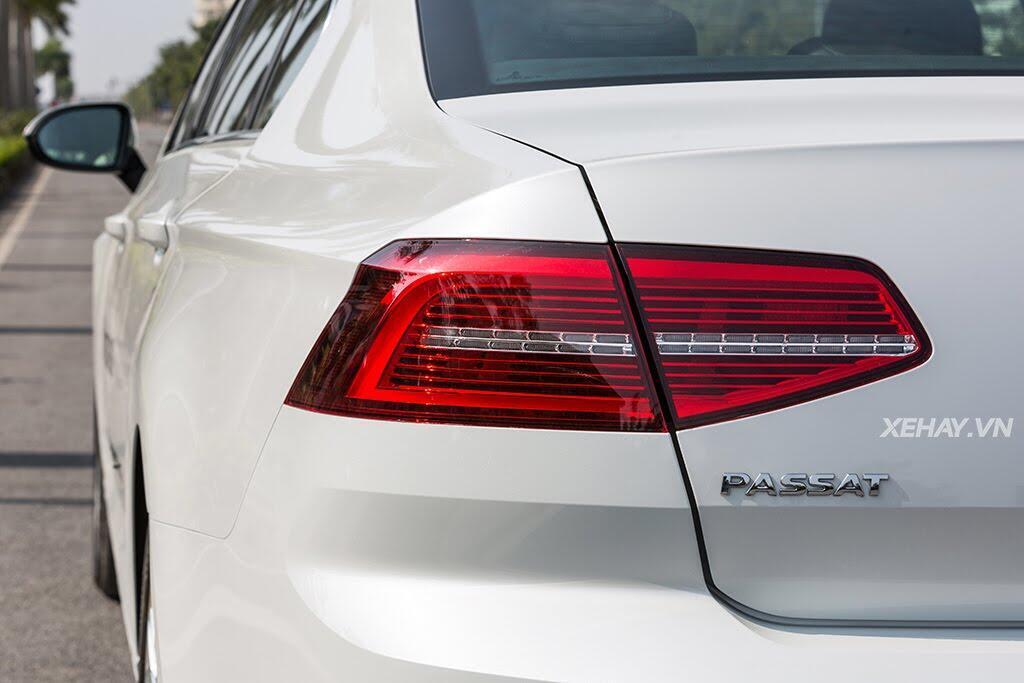 Volkswagen Passat Bluemotion - Làn gió lạ từ nước Đức - Hình 8