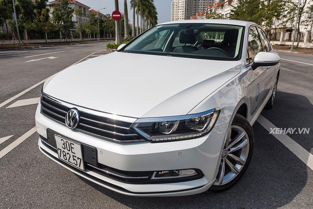 Volkswagen Passat Bluemotion - Làn gió lạ từ nước Đức - Hình 9