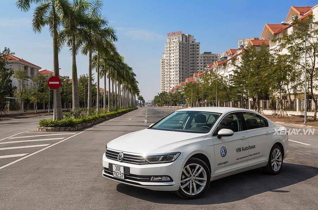 Volkswagen Passat Bluemotion - Làn gió lạ từ nước Đức - Hình 10