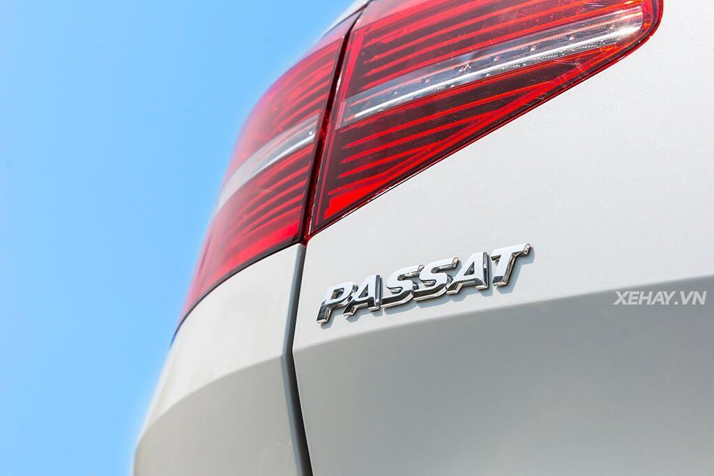 Volkswagen Passat Bluemotion - Làn gió lạ từ nước Đức - Hình 13