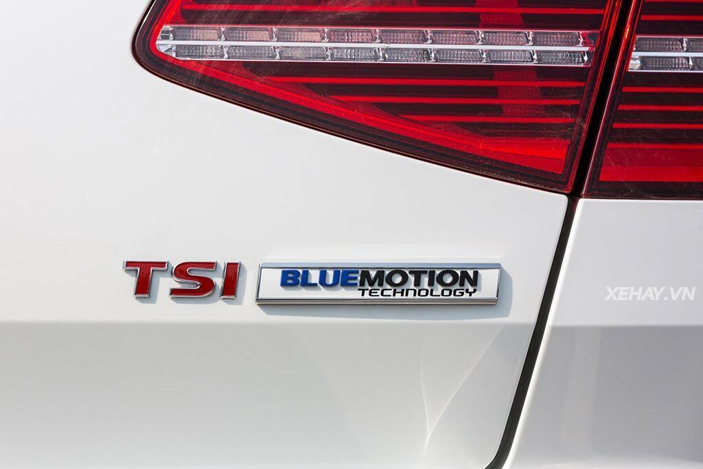 Volkswagen Passat Bluemotion - Làn gió lạ từ nước Đức - Hình 16
