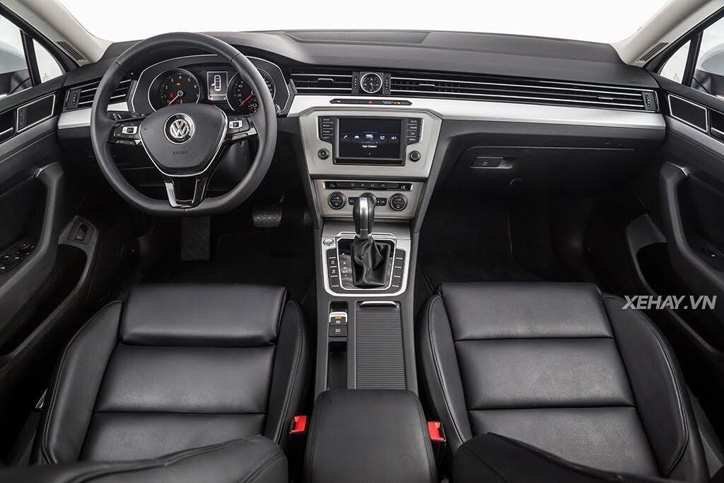 Volkswagen Passat Bluemotion - Làn gió lạ từ nước Đức - Hình 17