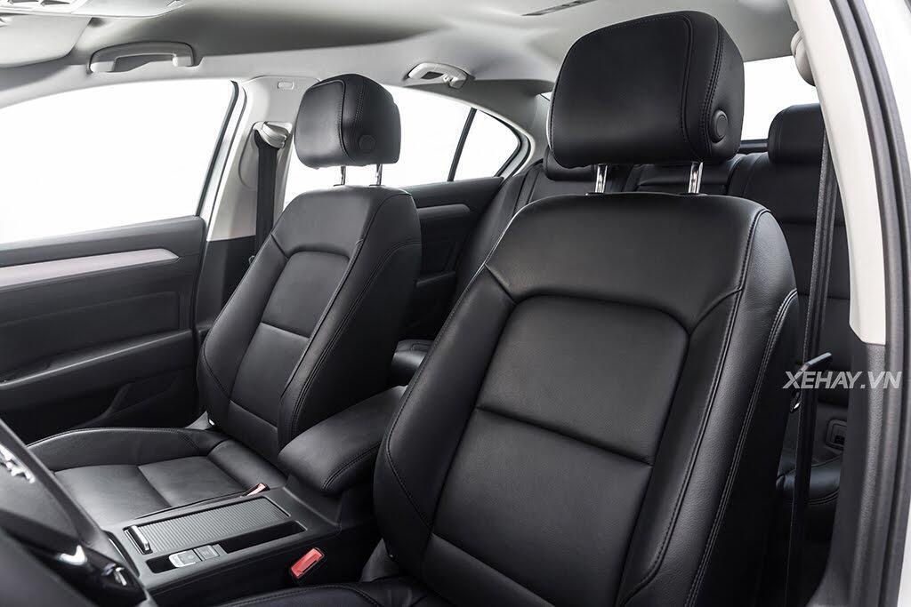 Volkswagen Passat Bluemotion - Làn gió lạ từ nước Đức - Hình 18