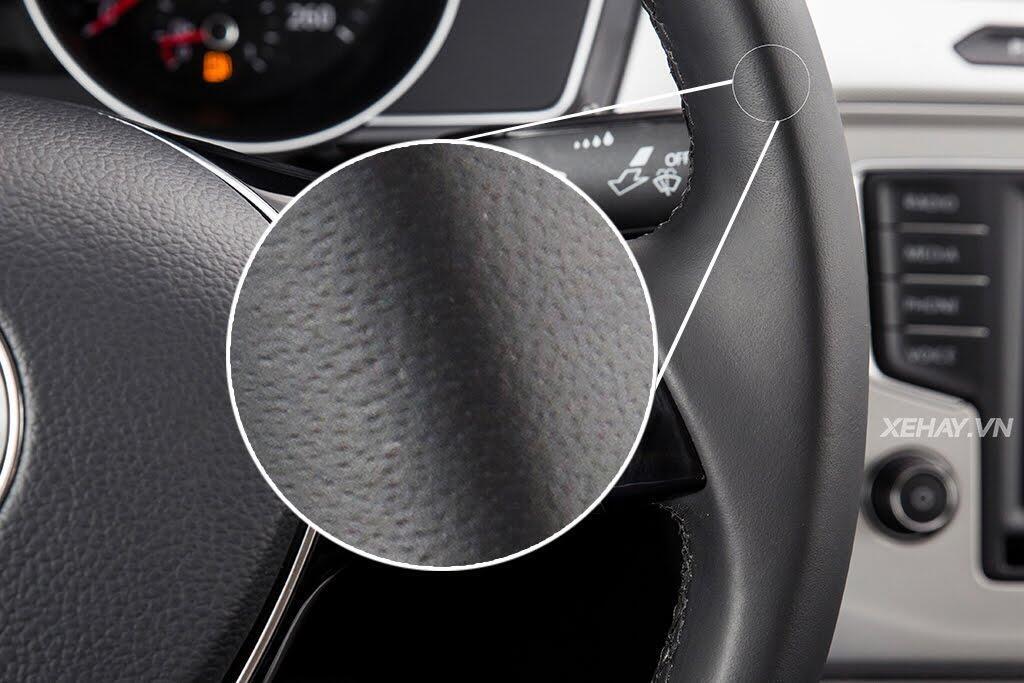 Volkswagen Passat Bluemotion - Làn gió lạ từ nước Đức - Hình 19